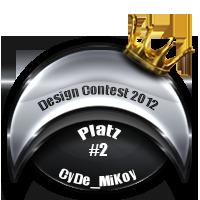 Platz 2: CyDe_MiKoy